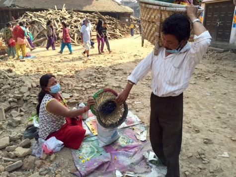 Nepal struggling since earthquake