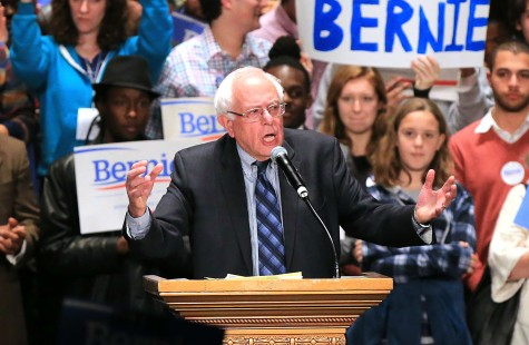 OPINION: Sanders the best candidate for young people