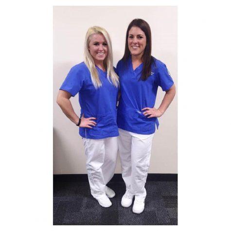 Nurse's assistant loves her job