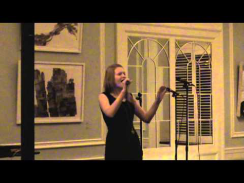 Local teen seeks recognition for vocal talent