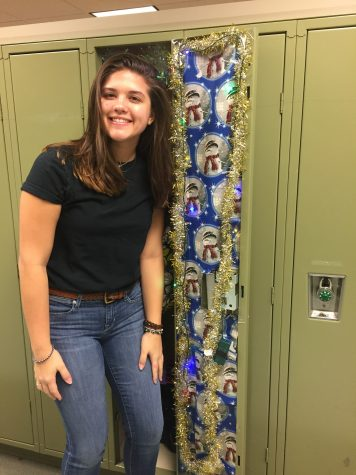 Sophomore obsessed with Christmas
