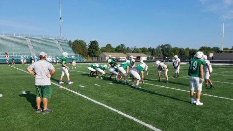 Football team sanctioned by OHSAA
