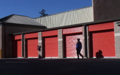 Self-storage facility prepares for seasonal changes