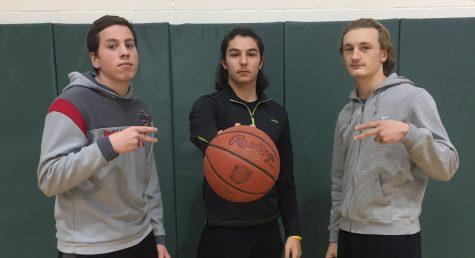 Junior boys headed toward basketball victory