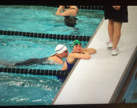 Sophomore swimmer competes for state championship