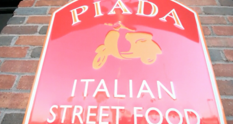 Piada a great choice for a meal out