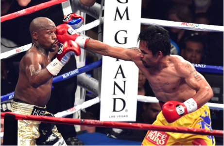 'Fight of the century' leaves fans underwhelmed