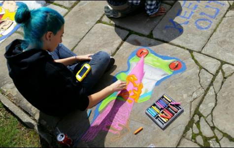 Chalk Festival unites communities
