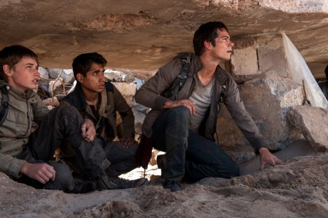 'Maze Runner: The Scorch Trials' wins box office, 'Black Mass' and 'Everest' open strong