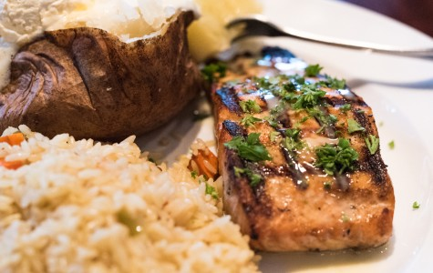 Girves Brown Derby offers many mouthwatering meals.