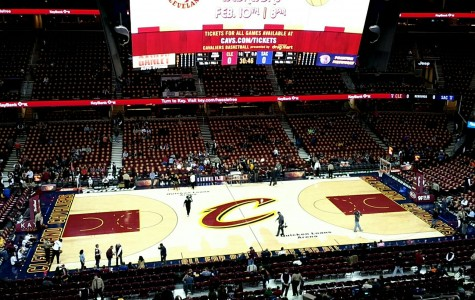 Cavs getting ready for next round of playoffs