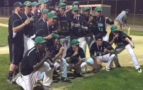STORIFY: Varsity baseball wins district championship