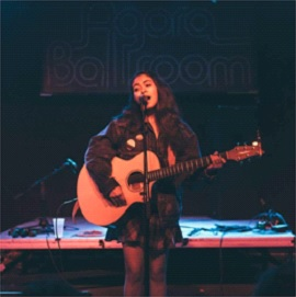 Local singer, songwriter seeks to make it big