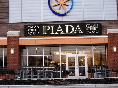 Piada offers unique, exciting foods