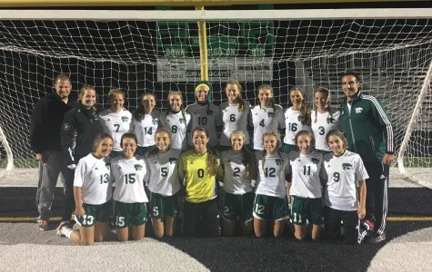 Mayfield girls soccer team season comes to a close