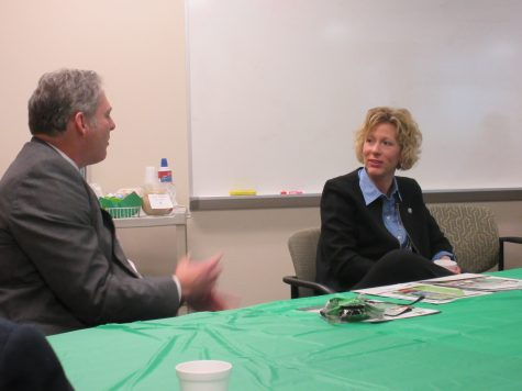 Ohio Education Board President visits Mayfield Schools