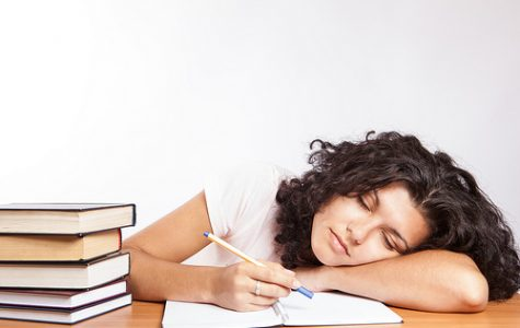 Students miss valuable instruction when they fall asleep in class.  This happens too often due to the early school start time.