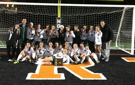 STORIFY: Varsity girls soccer wins fourth straight district title