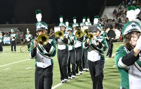 Marching band provides social advantage to students