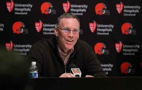 Front office shake-up points Browns in right direction