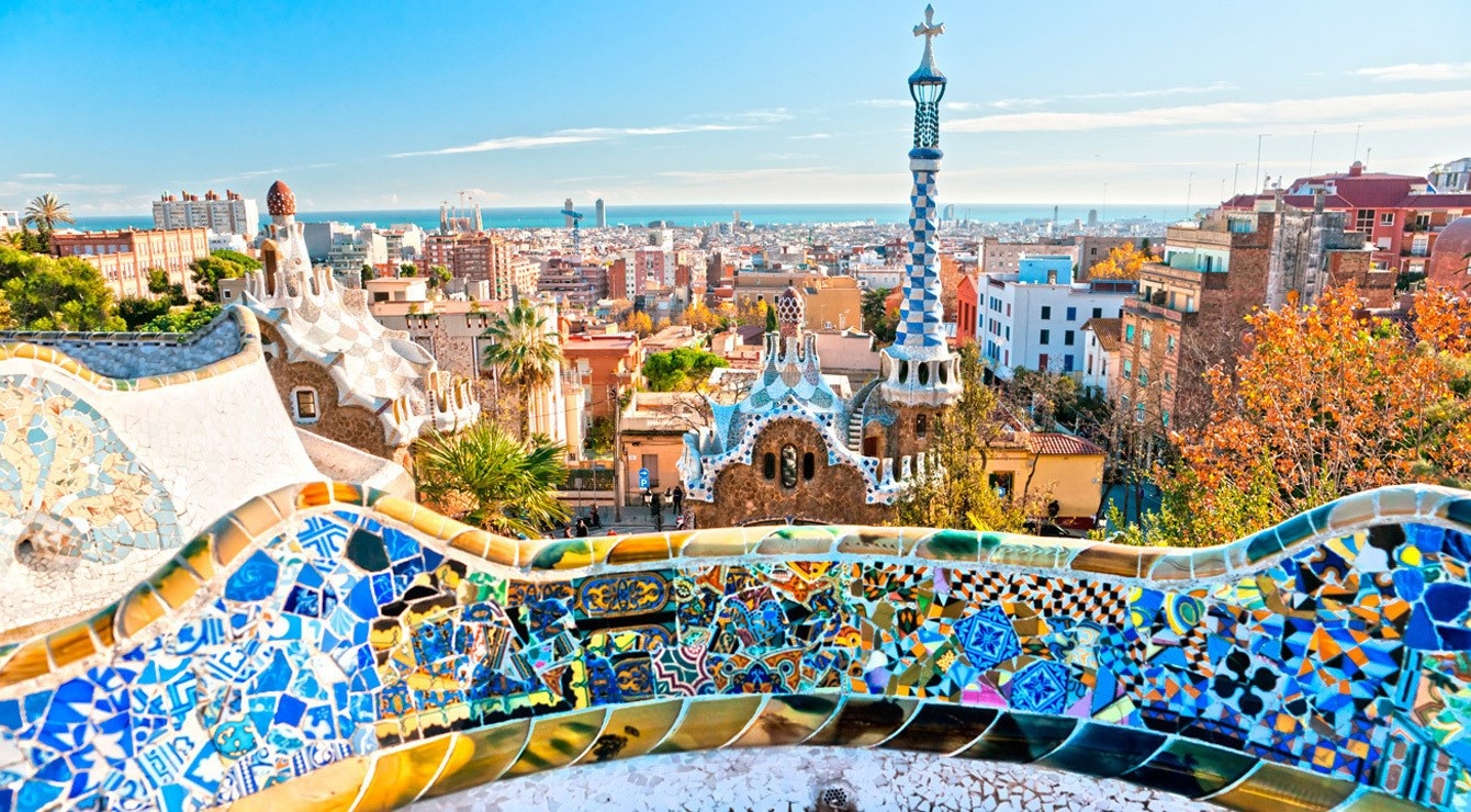 Beery and her students will see beautiful cities like Barcelona on their upcoming trip.