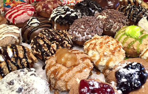 Hidden cafe in Kent serves fresh, handcrafted donuts
