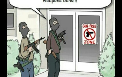Sorry, liberals! Banning guns will do nothing