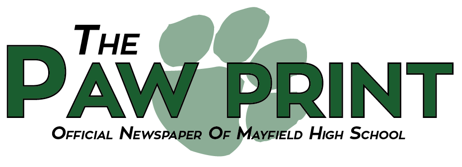 The Official Newspaper of Mayfield High School