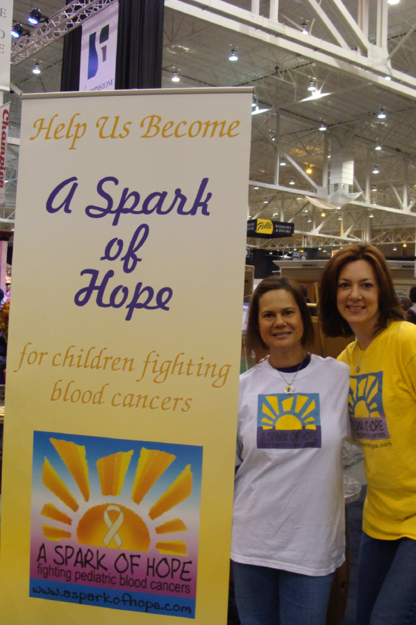 Dyana+Fimiani%2C+a+mother+who+lost+her+child+to+leukemia%2C+started+a+non-profit+foundation+called++%E2%80%9CA+Spark+Of+Hope%E2%80%9D+to+raise+money+for+other+children+with+cancer.+Photo+provided+by+Juliana+Fimiani.