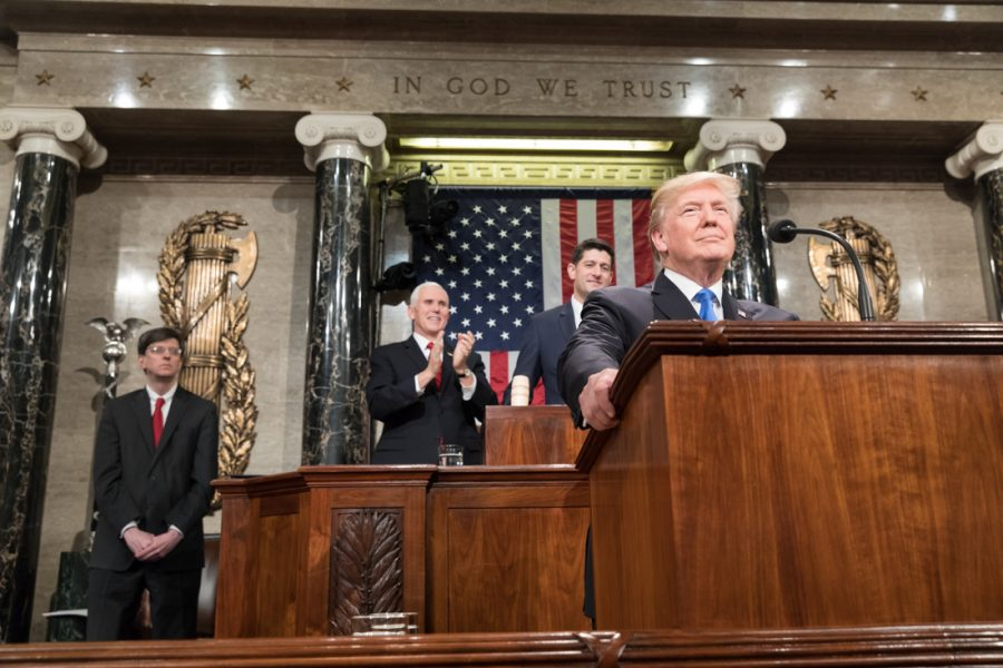 President+Trump+at+the+podium+during+his+2018+State+of+the+Union+address.