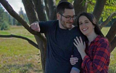 English teacher Alex Shaw will marry her fiance Andrew on the last day of June.