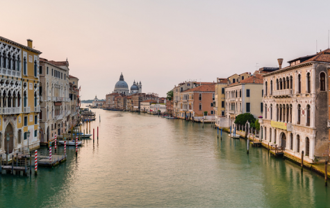 Biology teacher Kristy Palmeri will be traveling to Venice for her honeymoon this summer.