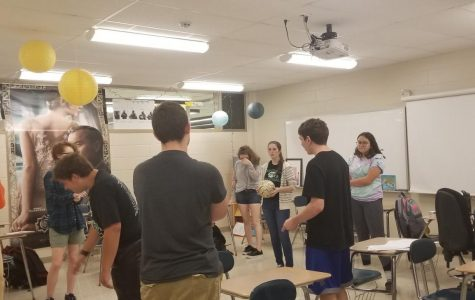 Improv Club holds first meeting