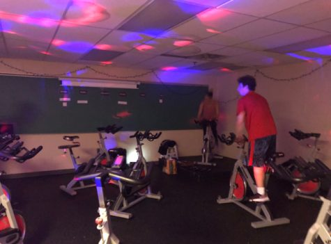 New Wildcat Soul Cycle class takes off