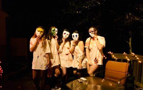Halloween brings parties, costumes, fun