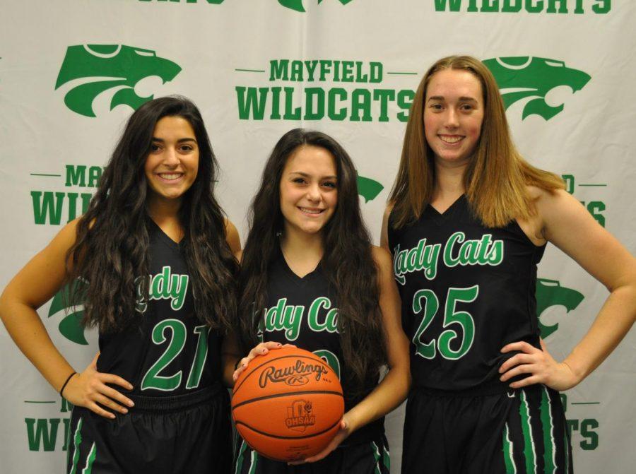 Senior girls begin final basketball season