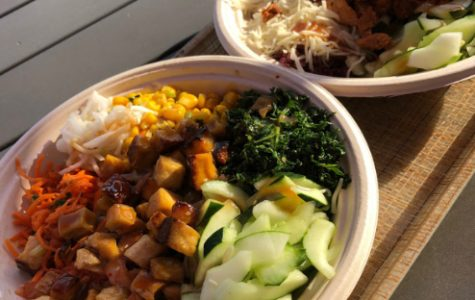 Bibibop serves a unique style of Asian take out