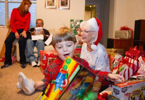 Christmas traditions vary among students