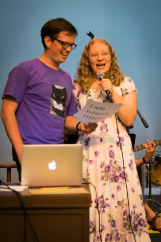 Passionate teen poet experiences many opportunities