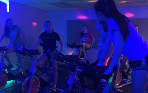 'Get it Right' by Diplo played as Soul Cycle warmed up.