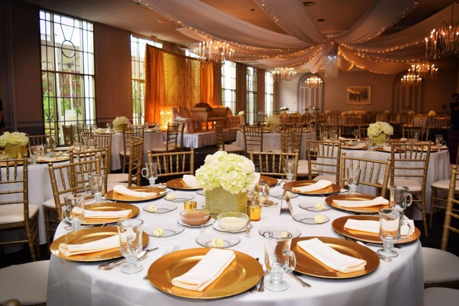 The Green Tie Gala will be held at Landerhaven on Feb. 9.