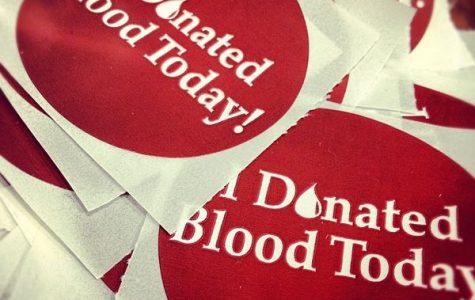 Peace Core organizes blood drive