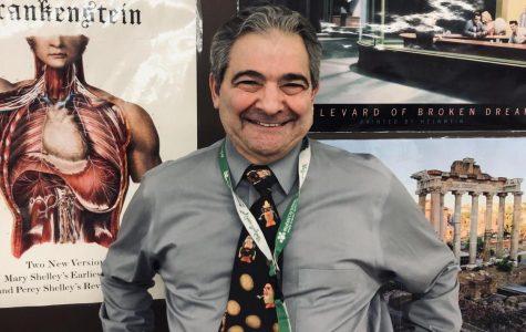 Veteran English teacher plans to retire in May