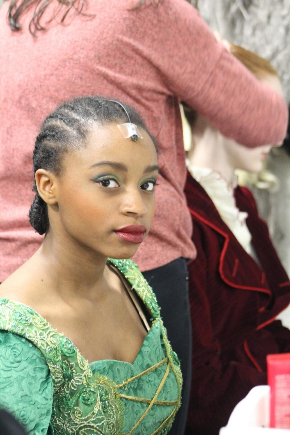 Brianna Mosley is preparing to play Princess Fiona for the final three perfomances of