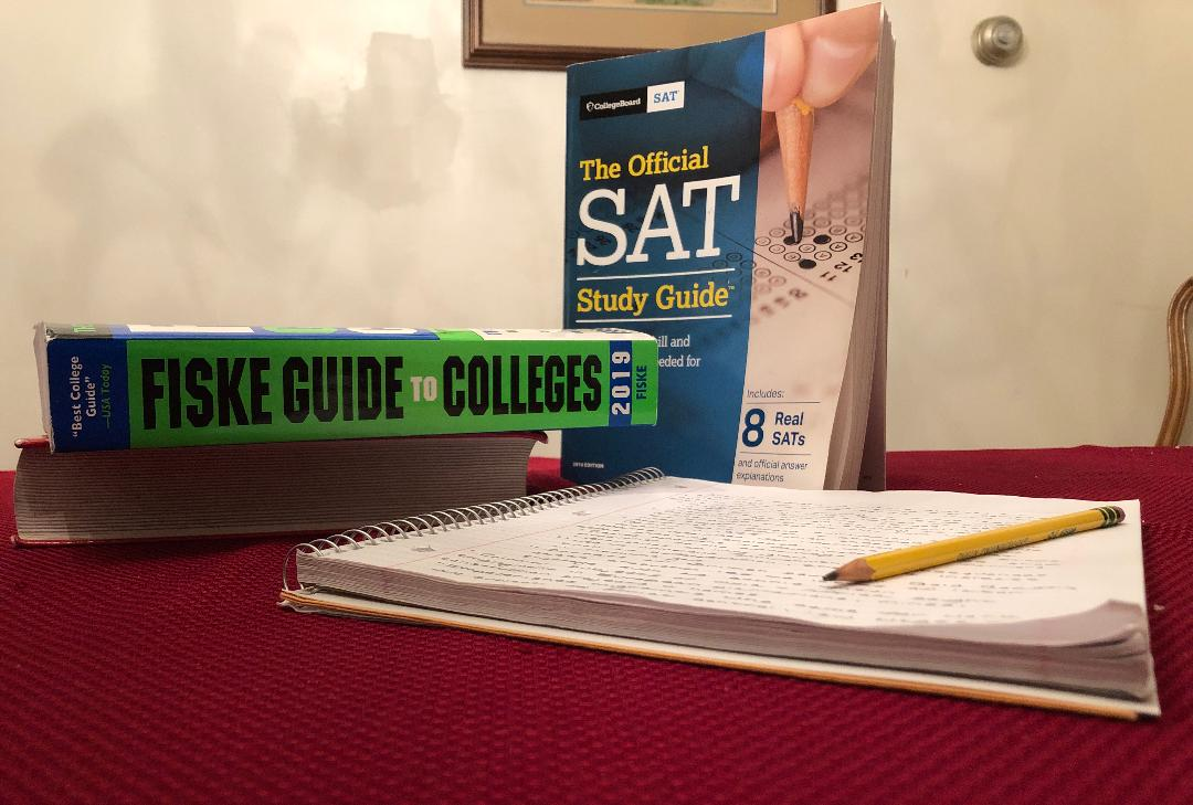 Students from lower-income families do not have access to needed SAT preparation materials.