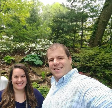 Spanish teacher Phil Deaton and his wife enjoy traveling to South Carolina over summer vacation.