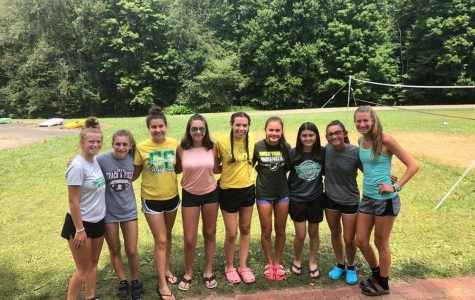 Girls cross country attends 'Gopher' camp