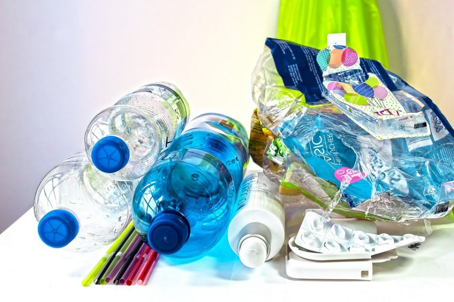 Environmental club reduces plastic waste, plans sale