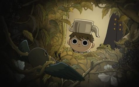 Greg meets a bluebird named Beatrice who offers to guide him and his brother, Wirt, home.