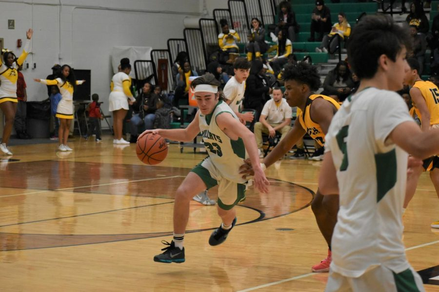 Gallery: Brush tops JV, varsity boys basketball
